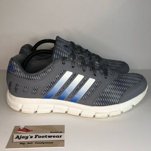 Adidas Mens Running Walking Shoes Sneakers Size 10